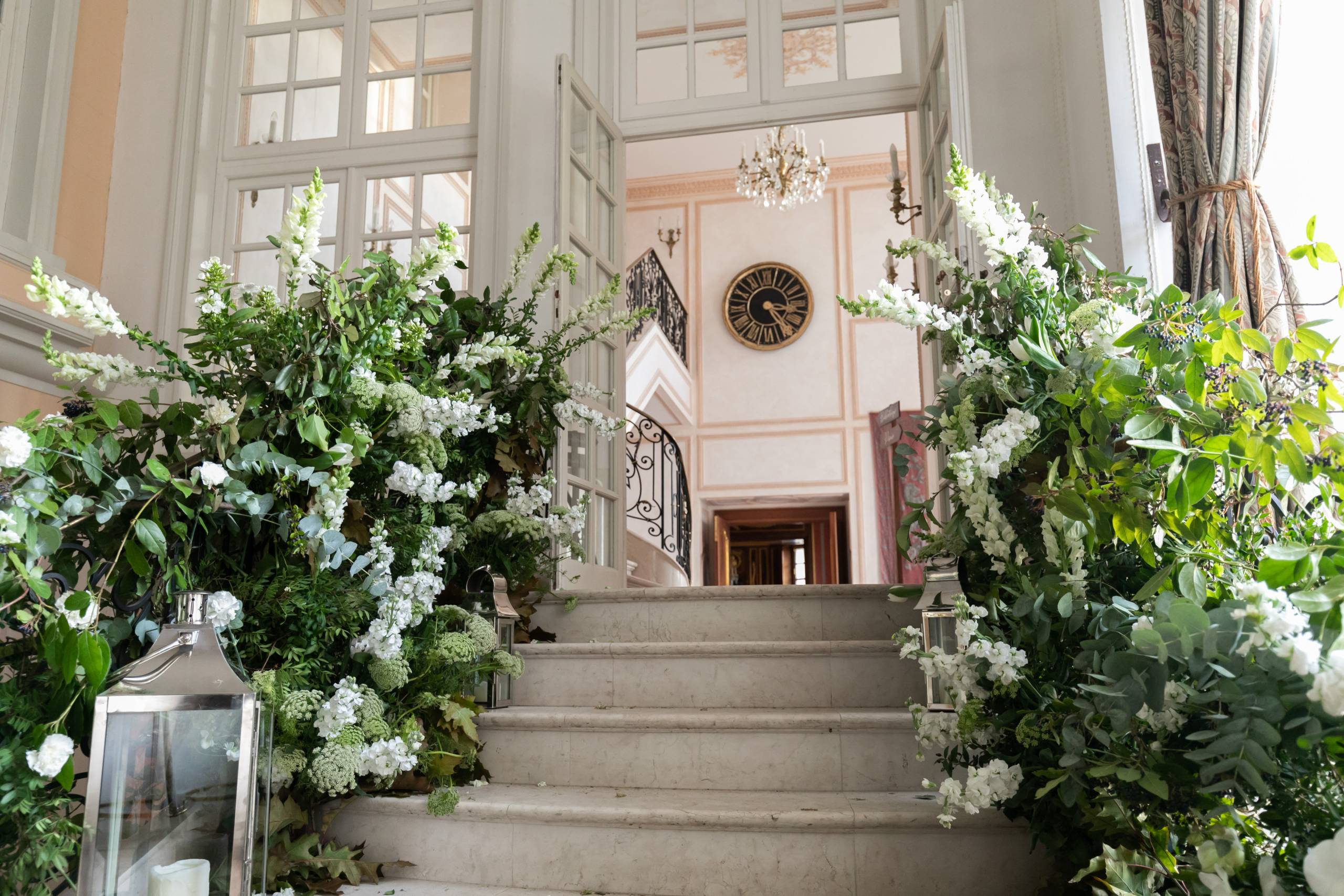 A Look Back At The 2019 Wedding Royale Atelier At The Chateau Saint Georges