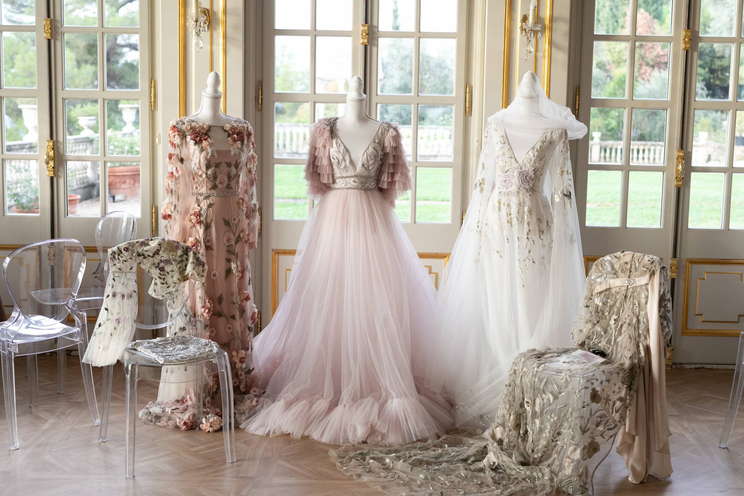 A Look Back At The 2019 Wedding Royal Atelier At The Chateau Saint Georges