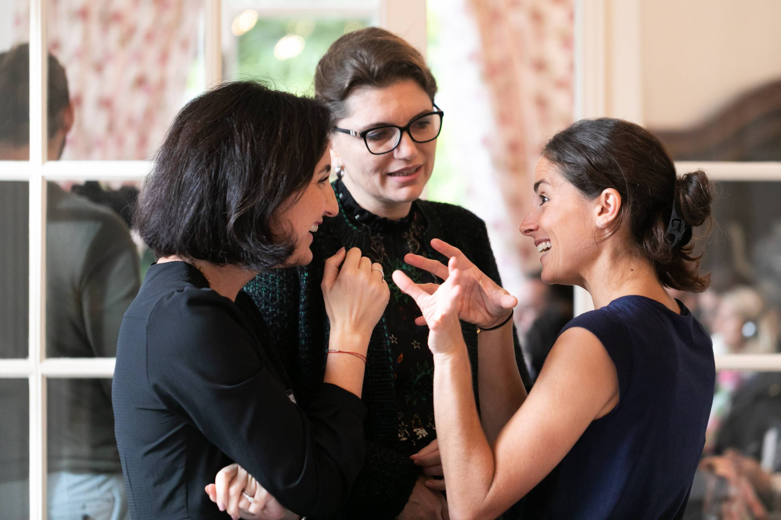 A Look Back At The 2019 WedTalks at Chateau Saint Georges, Grasse