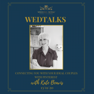 WedTalks 2020 - Inspiration And Education To Grow Your Wedding Business